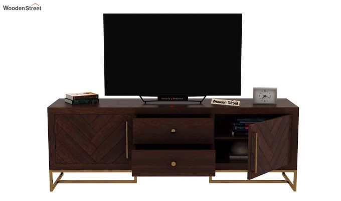 Jett Tv Unit (Walnut Finish)-6