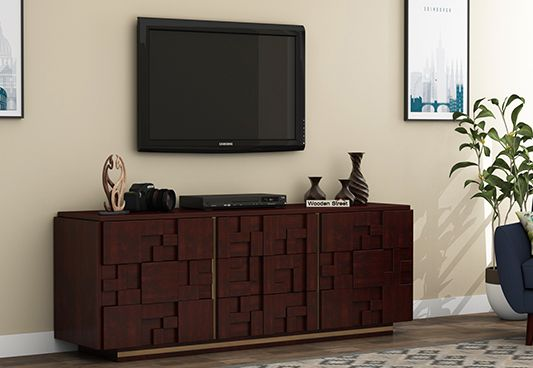 Wooden Tv Units in Mumbai, jaipur, India