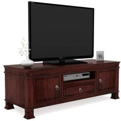 Kingsley Tv Unit (Mahogany Finish)