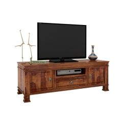 Kingsley Tv Unit (Teak Finish)