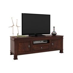 Kingsley Tv Unit (Walnut Finish)