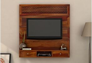 Tv Unit Buy Wooden Tv Units Stands Tv Cabinets Online India