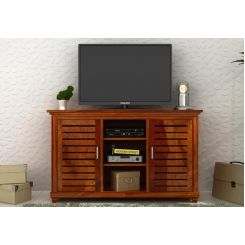 Lynet Tv Unit (Honey Finish)