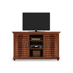 Lynet Tv Unit (Teak Finish)