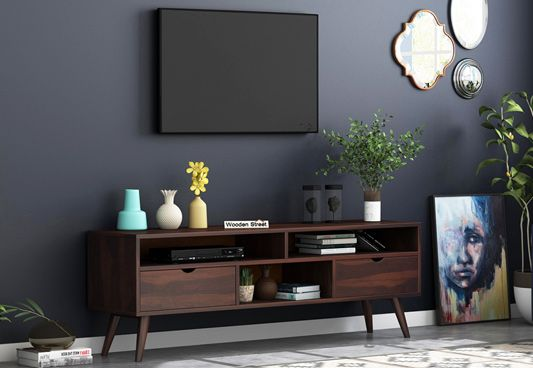 Wall mount tv unit & stands at best prices in Jaipur, Bangalore, India