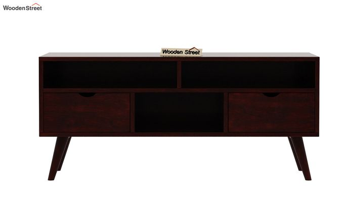 Lynton Small Tv Unit (Mahogany Finish)-4