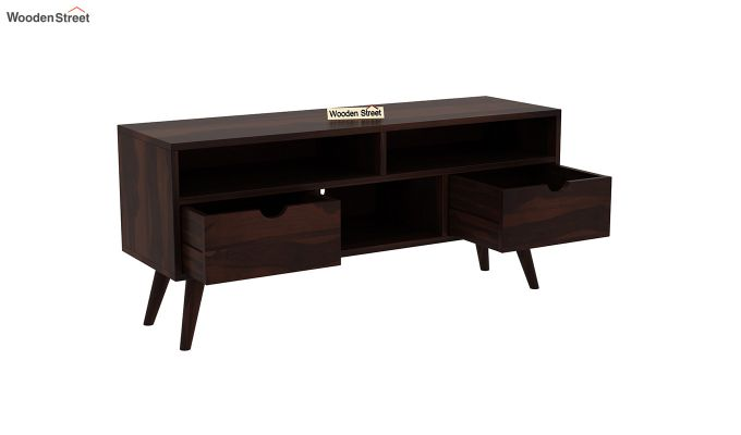 Lynton Small Tv Unit (Walnut Finish)-4