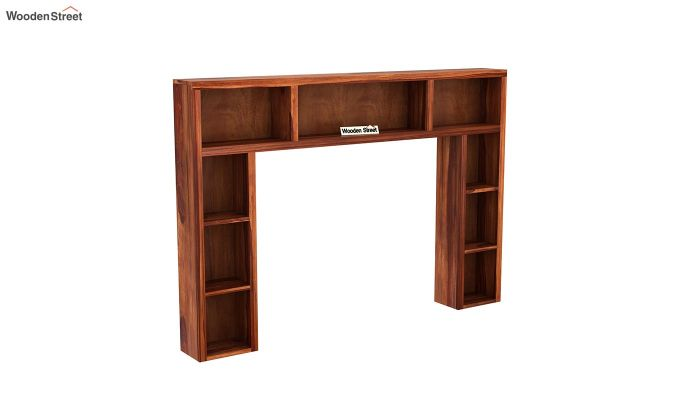 Magnum Tv Unit (Honey Finish)-6