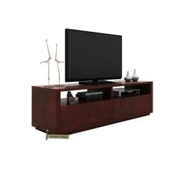 Marron Tv Unit (Mahogany Finish)