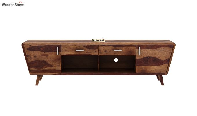 Melvina Tv Unit (Teak Finish)-3