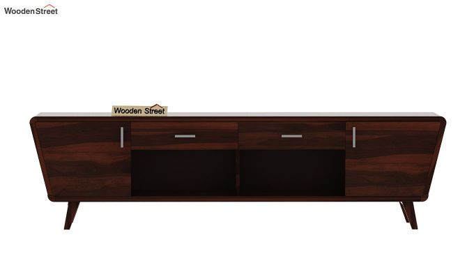 Melvina Tv Unit (Walnut Finish)-5