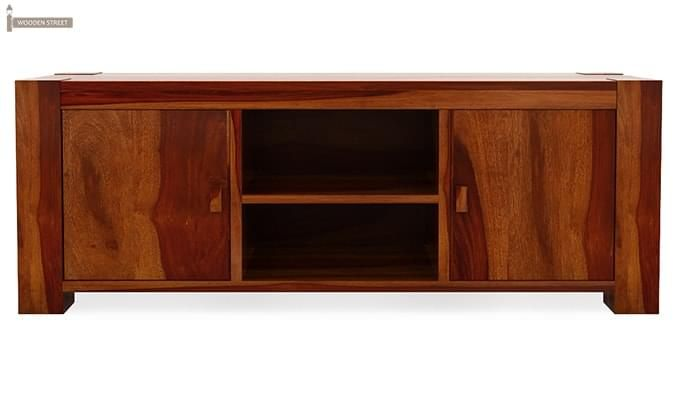 Morgan Tv Unit (Honey Finish)-3