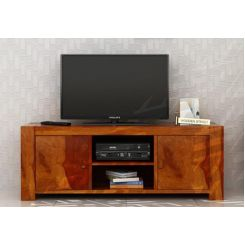 Morgan Tv Unit (Honey Finish)