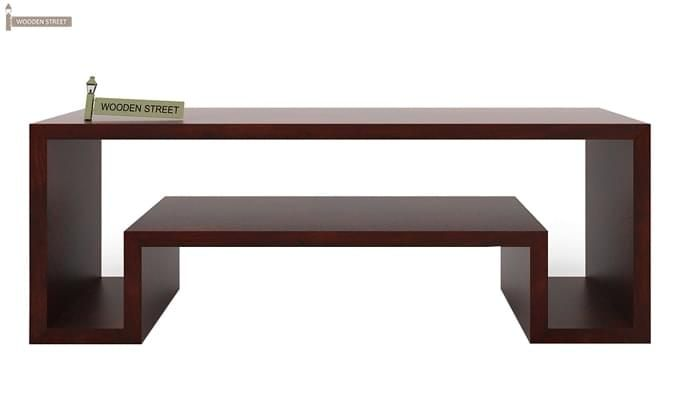 Morgen Tv Unit (Mahogany Finish)-3