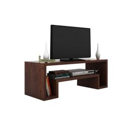 Morgen Tv Unit (Walnut Finish)