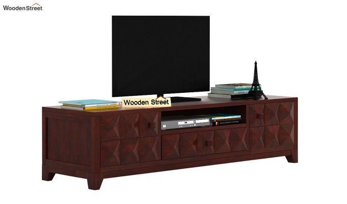 Morse Tv Unit (Mahogany Finish)-1