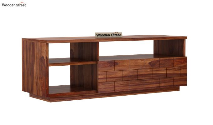 Natalia Tv Unit (Teak Finish)-2