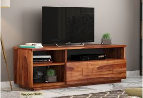 Lcd Tv Stand Designs Bangalore : Tv unit buy wooden tv units stands tv cabinets online india