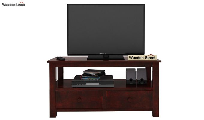 Parker Tv Unit (Mahogany Finish)-2