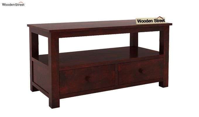 Parker Tv Unit (Mahogany Finish)-3
