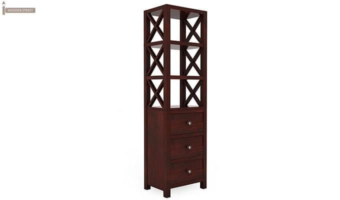 Pippin Tv Unit (Mahogany Finish)-5