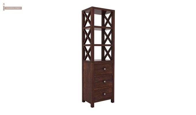 Pippin Tv Unit (Walnut Finish)-4