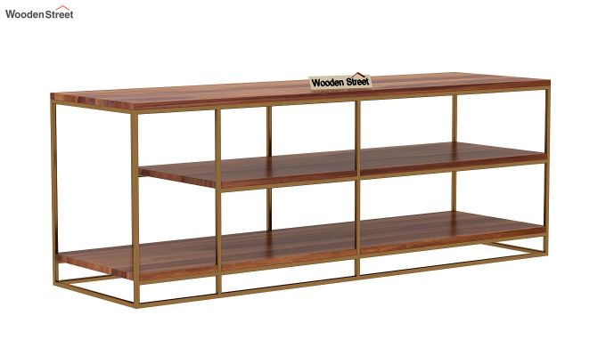 Porter Tv Unit (Teak Finish)-3