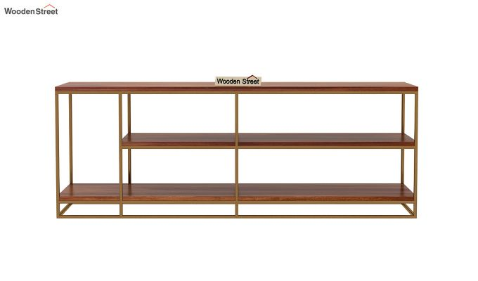 Porter Tv Unit (Teak Finish)-4