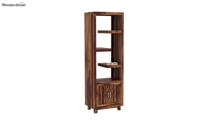 Reverie Tv Unit (Teak Finish)-7