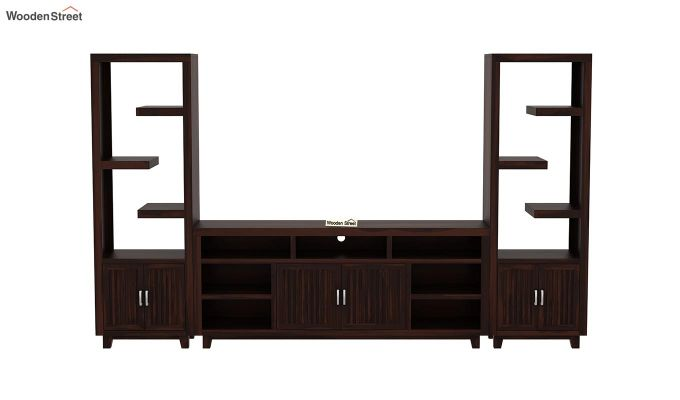 Reverie Tv Unit (Walnut Finish)-4