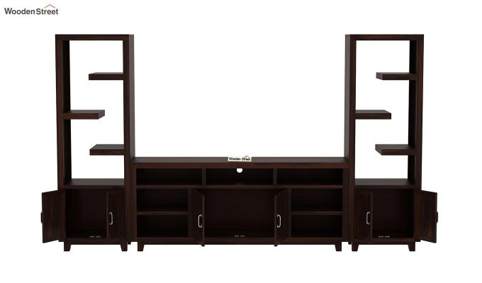 Reverie Tv Unit (Walnut Finish)-5