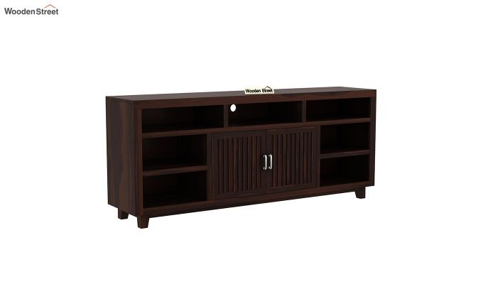 Reverie Tv Unit (Walnut Finish)-8