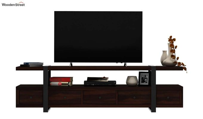 Solari Tv Unit (Walnut Finish)-3