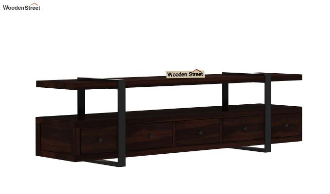 Solari Tv Unit (Walnut Finish)-4