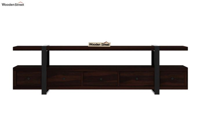 Solari Tv Unit (Walnut Finish)-5