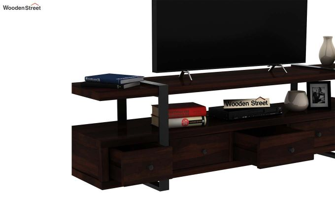 Solari Tv Unit (Walnut Finish)-6