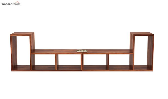 Vincent Multi-Functional Tv Unit (Honey Finish)-3