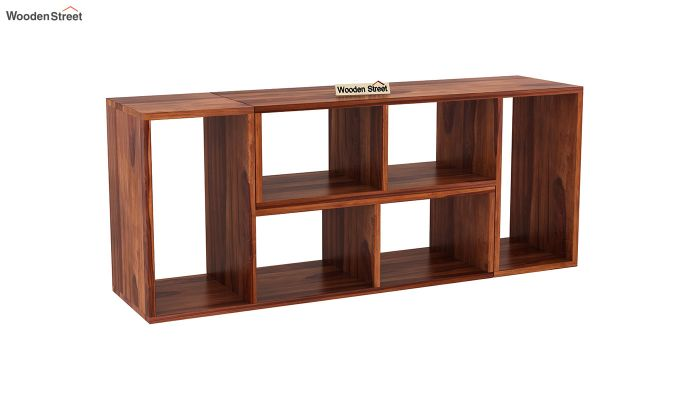 Vincent Multi-Functional Tv Unit (Honey Finish)-6