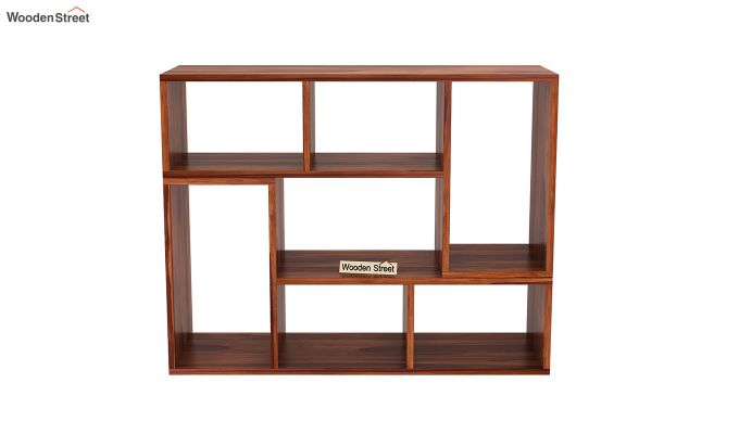 Vincent Multi-Functional Tv Unit (Honey Finish)-7