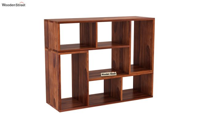 Vincent Multi-Functional Tv Unit (Honey Finish)-8