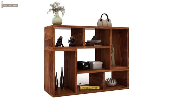 Vincent Multi-Functional Tv Unit (Teak Finish)-4