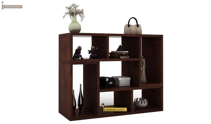 Vincent Multi-Functional Tv Unit (Walnut Finish)-4