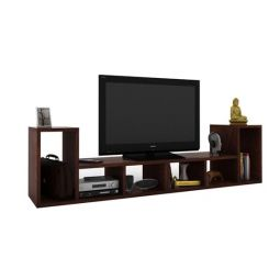 Vincent Multi-Functional Tv Unit (Walnut Finish)