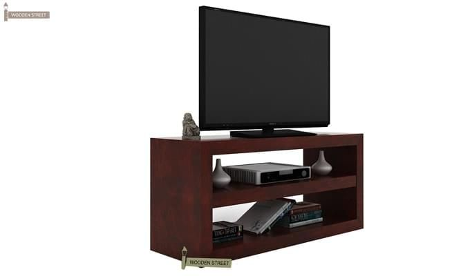 Weaver Tv Unit (Mahogany Finish)-2