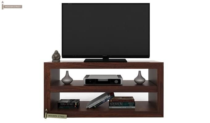 Weaver Tv Unit (Walnut Finish)-1