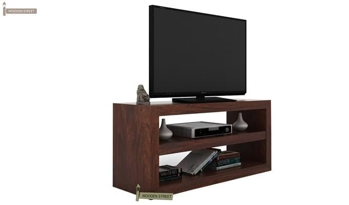 Weaver Tv Unit (Walnut Finish)-2