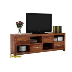 Weston Tv Unit (Teak Finish)