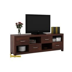 Weston Tv Unit (Walnut Finish)