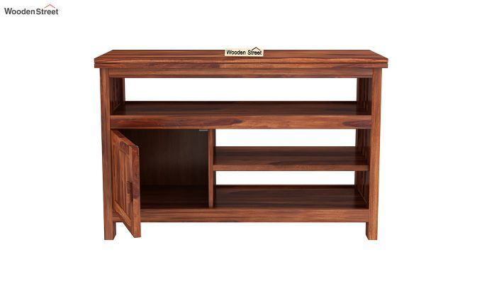 Willis Tv Unit (Honey Finish)-4