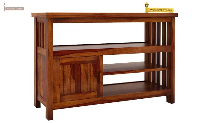 Willis Tv Unit (Honey Finish)-3